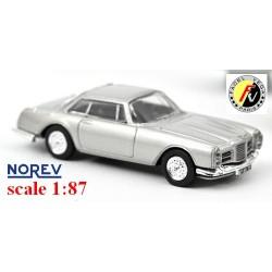 Facel Vega II coupé 1961 gris métallisé