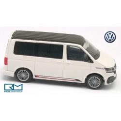 "VW T6.1 minibus ""Edition"" blanc candy"