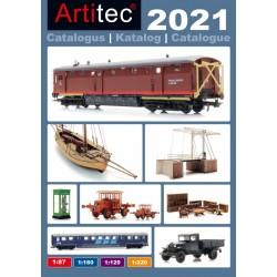 Catalogue Général Artitec 2021 - Gamme civile et militaire