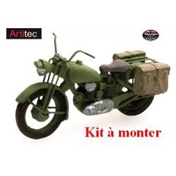 Moto Triumph 5TW version militaire (1943) - kit à monter