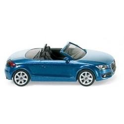 Audi TT roadster bleu métallisé