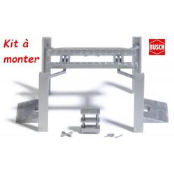 Pont élévateur et boite à outils (kit à monter)