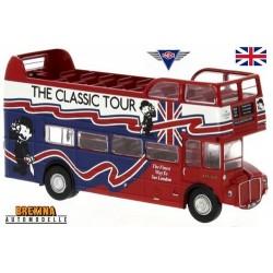 """AEC Roadmaster autobus à impériale  Open Top """"The Classic Tour"""" (1960)"""