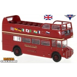 """AEC Roadmaster autobus à impériale  Open Top """"Premium Tour"""" (1960)"""