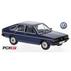 VW Passat (B1 -1977) berline 5 portes bleue métallisée - Gamme PCX87