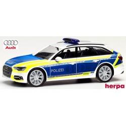 "Audi A6 Avant ""Polizei / Audi Vorführfahrzeug"""