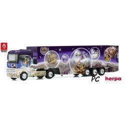 """Renault AE + semi-remorque frigorifique """"Dream Truck"""" - PC"""
