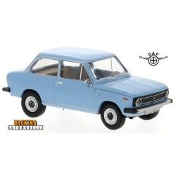 Daf 66 berline 2 portes (1975) bleu clair