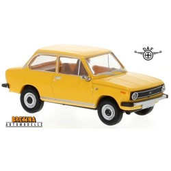 Daf 66 berline 2 portes (1975) jaune safran