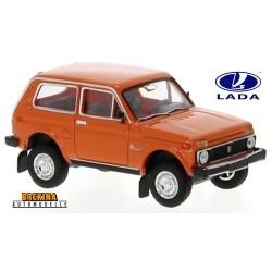 Lada Niva 1600 orange (1976)