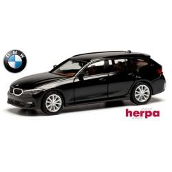 BMW 3er break (G20 - 2019) noir brillant
