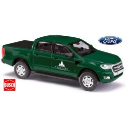 """Ford Ranger III (2017) pick-up cabine double """"Forstamt"""" (Service Forestier)"""