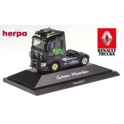 """Renault T Tracteur solo """"Green Mamba"""" - PC"""