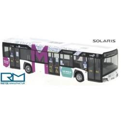 """Autobus Solaris Urbino 12 (2014) """"ICB Metrobus"""""""