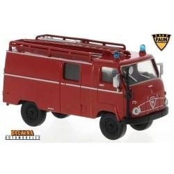 Faun F 24 camion fourgon pompiers LF8 (1960)