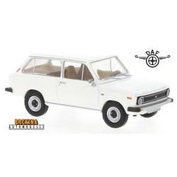 Daf 66 kombi 3 portes (1972) blanche