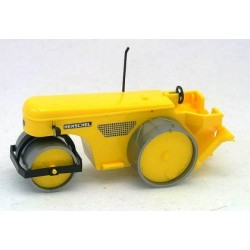 Rouleau Compacteur Henschel MW 80/100 jaune