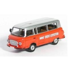 Barkas B-1000 minibus Welt Orient-Expres