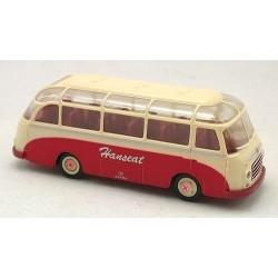 """Setra S6 autocar avec voussoirs """"Hanseat"""""""