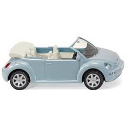 New Beetle cabriolet '97 bleu ciel métallisé