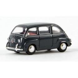 Fiat Multipla 1956 gris foncé