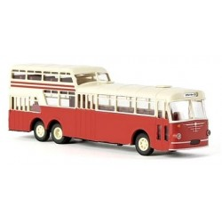 Büssing autobus mi-réhaussé Mittels. Eisenbahn - Serie TD