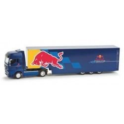 MAN TGX XXL + semi-rqe Assistance Team Red Bull Rcg