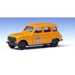 Renault 4L Autoroutes