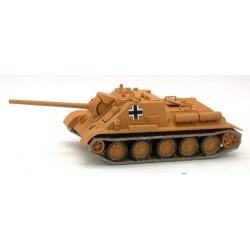 """Char SU 85 """"capturé par la Wehrmacht"""" 1944"""