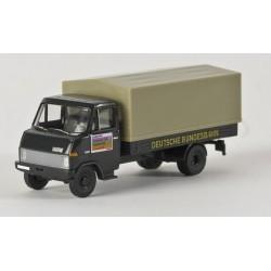 Hanomag HHF camion bâché Deutsche Bundesbahn