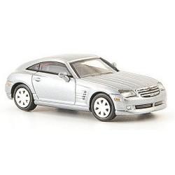 Chrysler Crossfire coupé gris métallisé