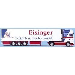 Daf 95 XF SSC + semi-rqe frigo Eisinger