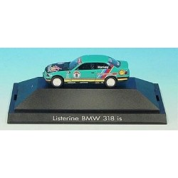 BMW 318b is Team Listerine - Harvey - n° 8 - PC