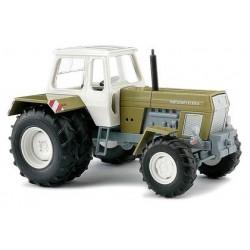 Tracteur agricole Fortschritt ZT 305 ocre à roues jumelées