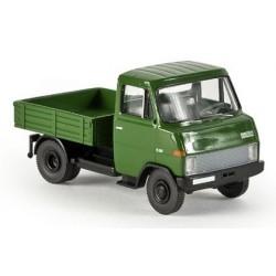 Hanomag HFF Tracteur avec gueuse Enser vert