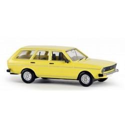 VW Passat Variant B1 - 1974 - jaune