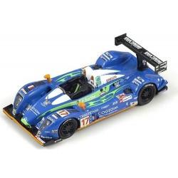 Pescarolo P01-Judd - n° 17 - Le Mans 2008