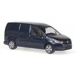 VW Caddy Maxi 2011 fourgon bleu foncé métallisé