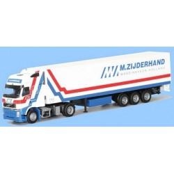 Volvo FH XL 02+ semi-rqe frigo Zijderhand (NL)