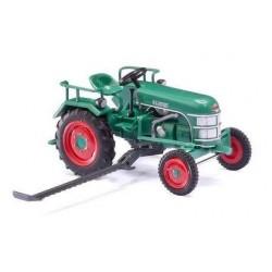 tracteur agricole Kramer KL 11 & bras faucheur
