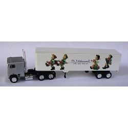 Freightliner + semi-rqe fourgon M.J. Hummel