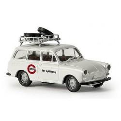 """VW 1500 Variant """"Gute Fahrt"""" (Bonne Route) + galerie & roues de"""