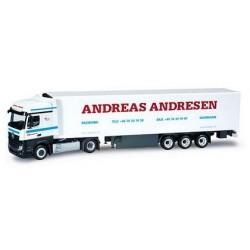MB Actros Bigspace '11 + semi-rqe frigo Andreas Andresen (DK)