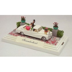 "MB 300 Landaulet 300 (W 189 - 1960) ""Just Married"""