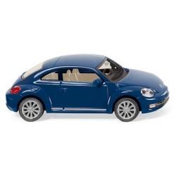 VW Beetle 2011 bleu foncé métallisé