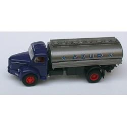 Berliet GLR 8 camion citerne Azur