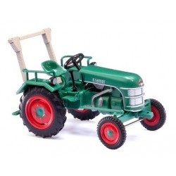 Tracteur agricole Kramer KL 11 avec arceau