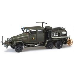 "Ifa G5 camion citerne pompiers ""NVA"""