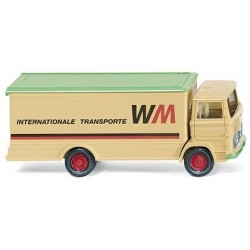 MB LP 1317 camion fourgon WM Int. Transporte