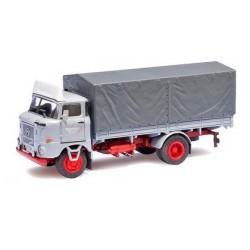 Ifa W 50 L (Cab courte) camion bâché